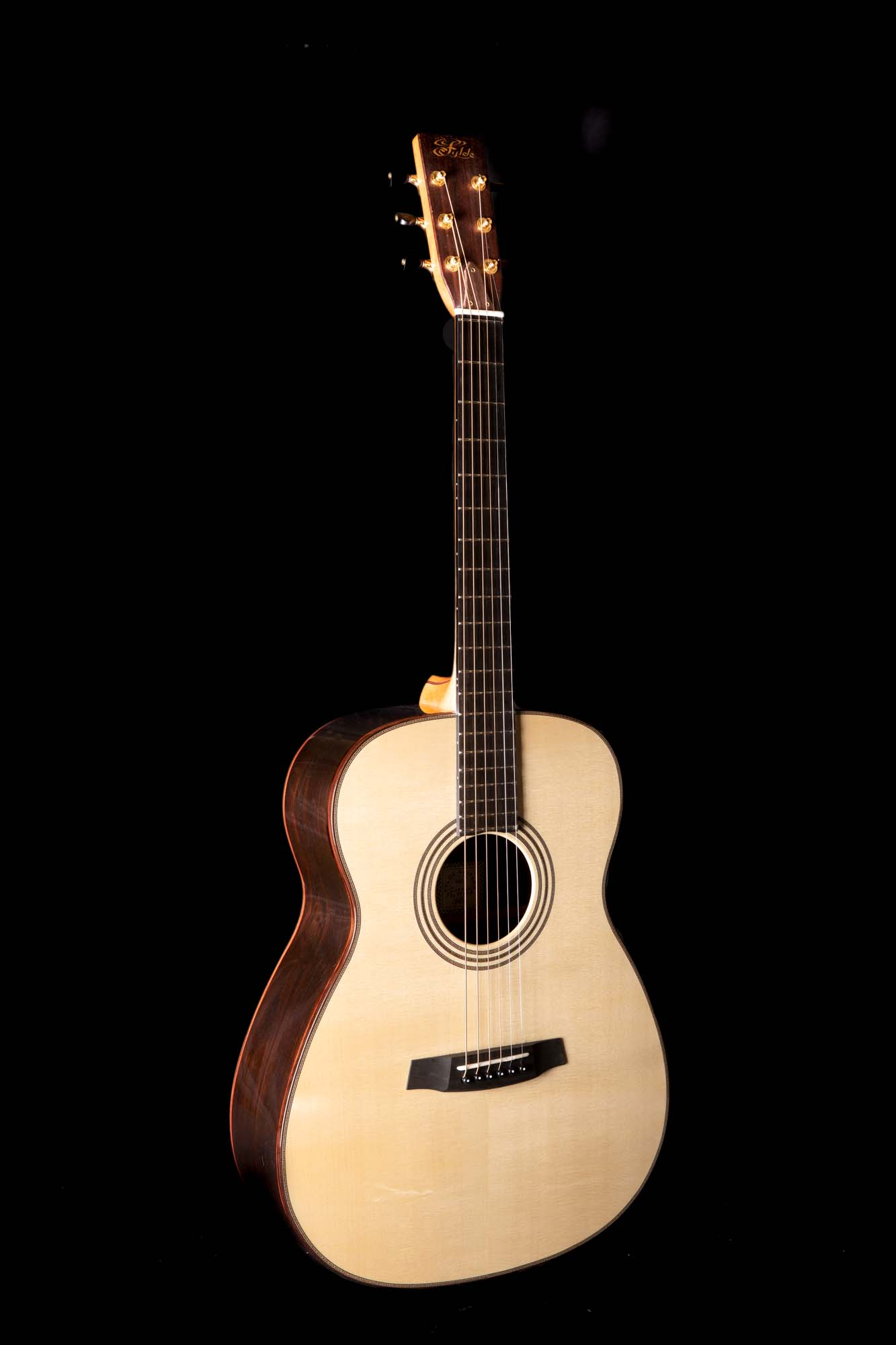 Louis Campbell 13-Fret LC1A8006