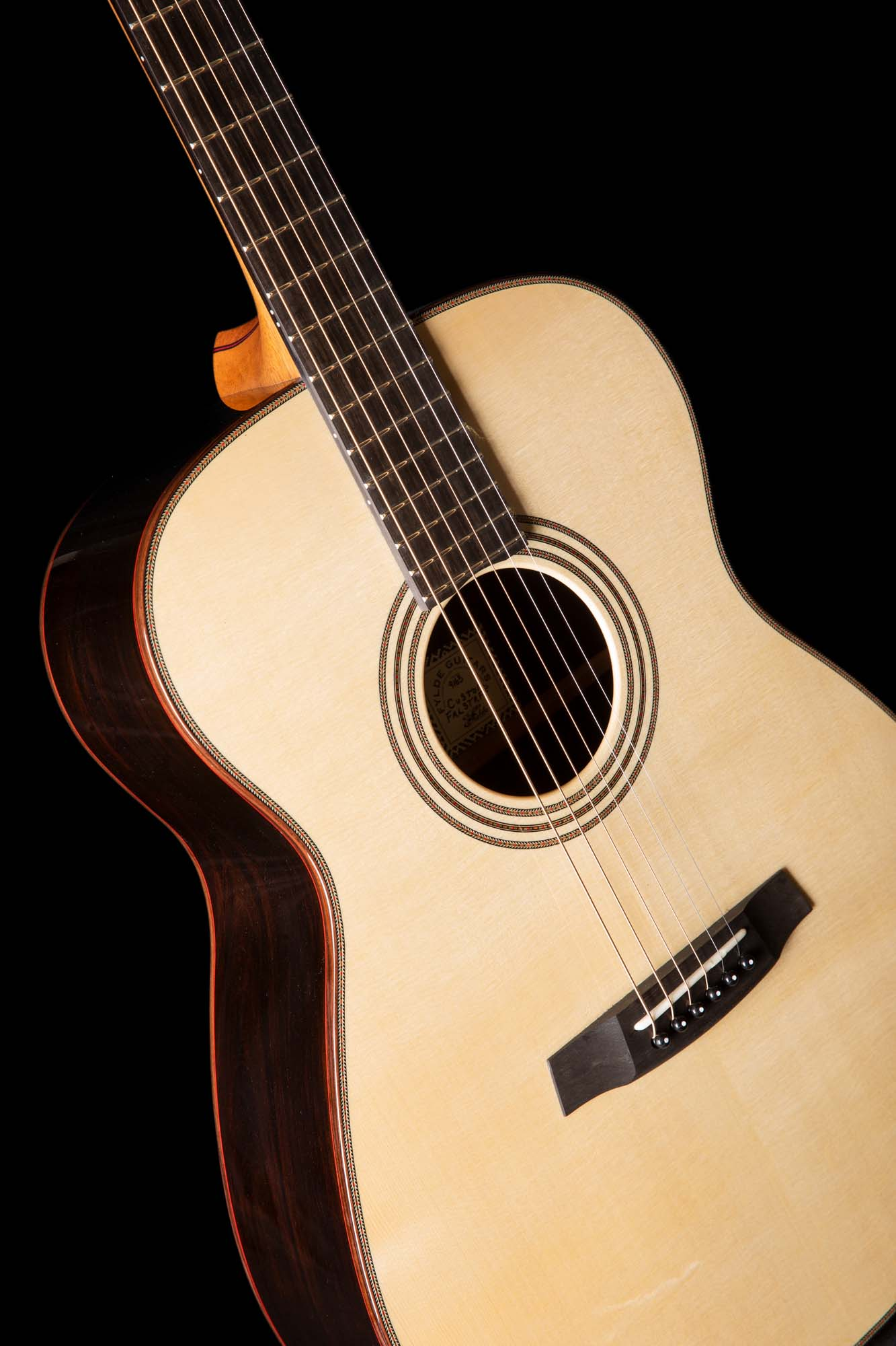 Louis Campbell 13-Fret LC1A8007